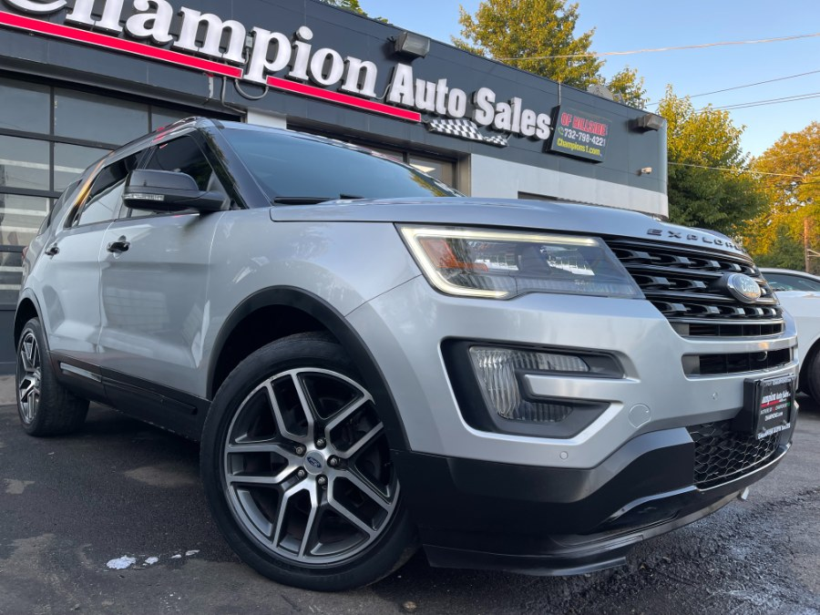Used Ford Explorer 4WD 4dr Sport 2016 | Champion Auto Sales. Hillside, New Jersey