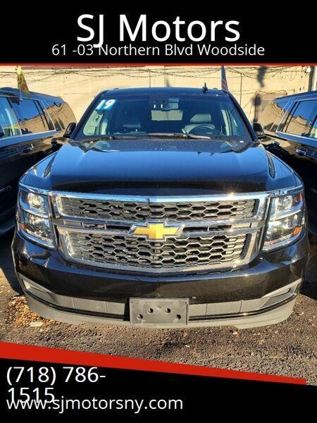 Used Chevrolet Suburban LT 1500 4x4 4dr SUV 2019 | SJ Motors. Woodside, New York