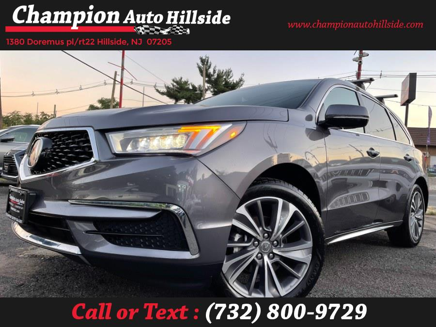 Used 2018 Acura MDX in Hillside, New Jersey | Champion Auto Hillside. Hillside, New Jersey