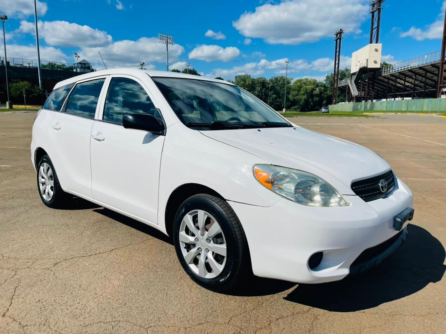 2007 Toyota Matrix 5dr Wgn Manual STD (Natl), available for sale in New Britain, CT