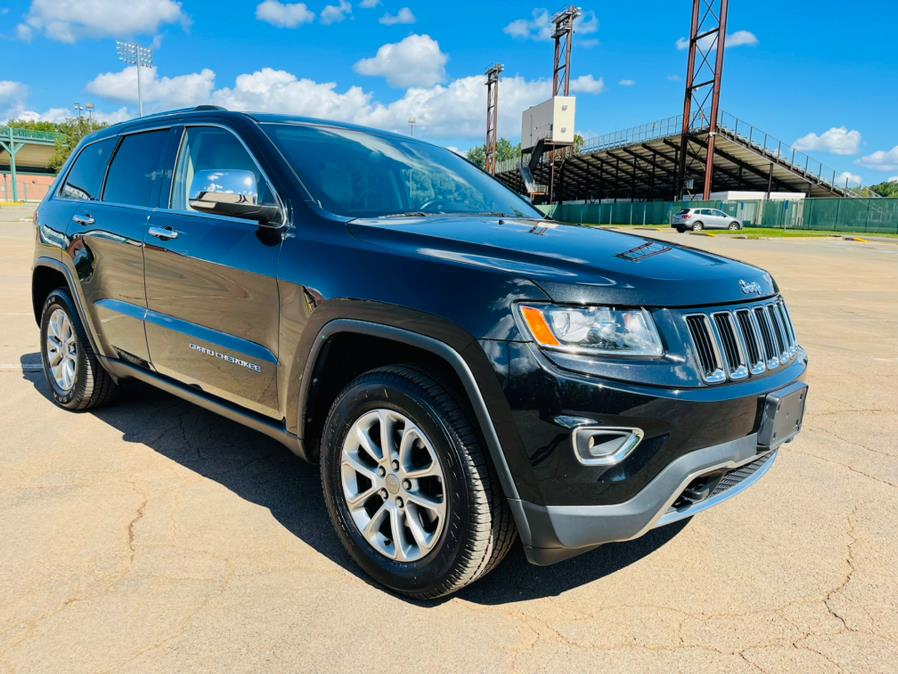 Used Jeep Grand Cherokee 4WD 4dr Limited 2014   Supreme Automotive. New Britain, Connecticut