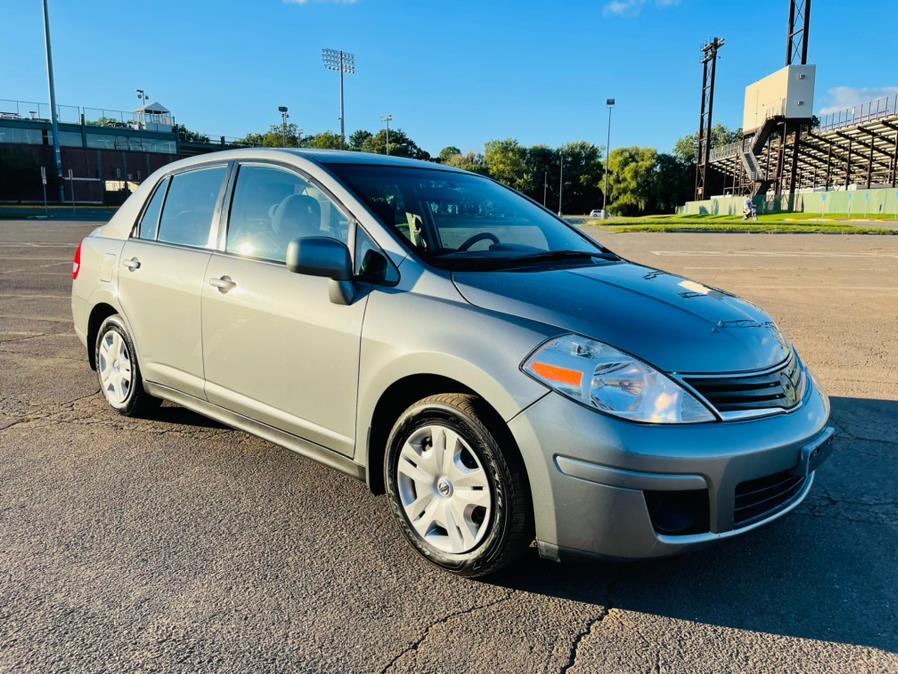Used Nissan Versa 4dr Sdn I4 Auto 1.8 S 2010 | Supreme Automotive. New Britain, Connecticut