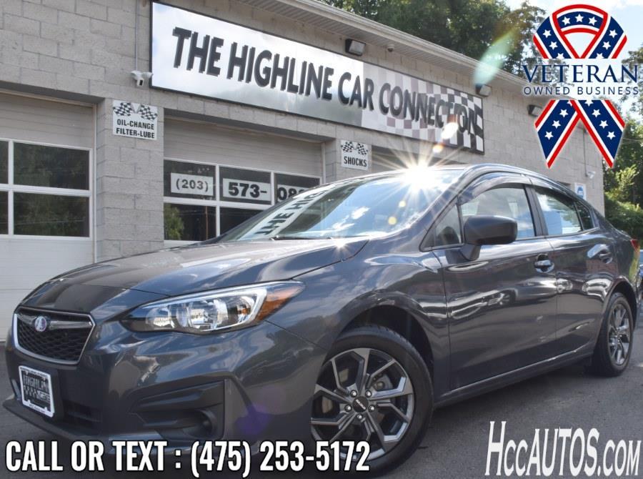 Used 2019 Subaru Impreza in Waterbury, Connecticut | Highline Car Connection. Waterbury, Connecticut