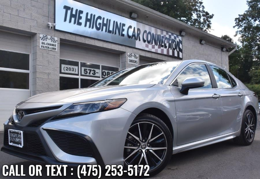 Used 2021 Toyota Camry in Waterbury, Connecticut | Highline Car Connection. Waterbury, Connecticut