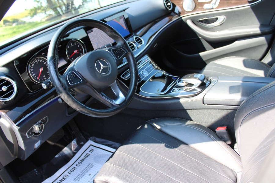 2017 Mercedes-Benz E-Class E 300 Luxury 4MATIC Sedan, available for sale in Great Neck, NY