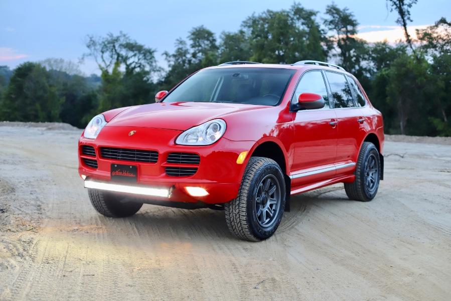 Used 2006 Porsche Cayenne in North Salem, New York | Meccanic Shop North Inc. North Salem, New York