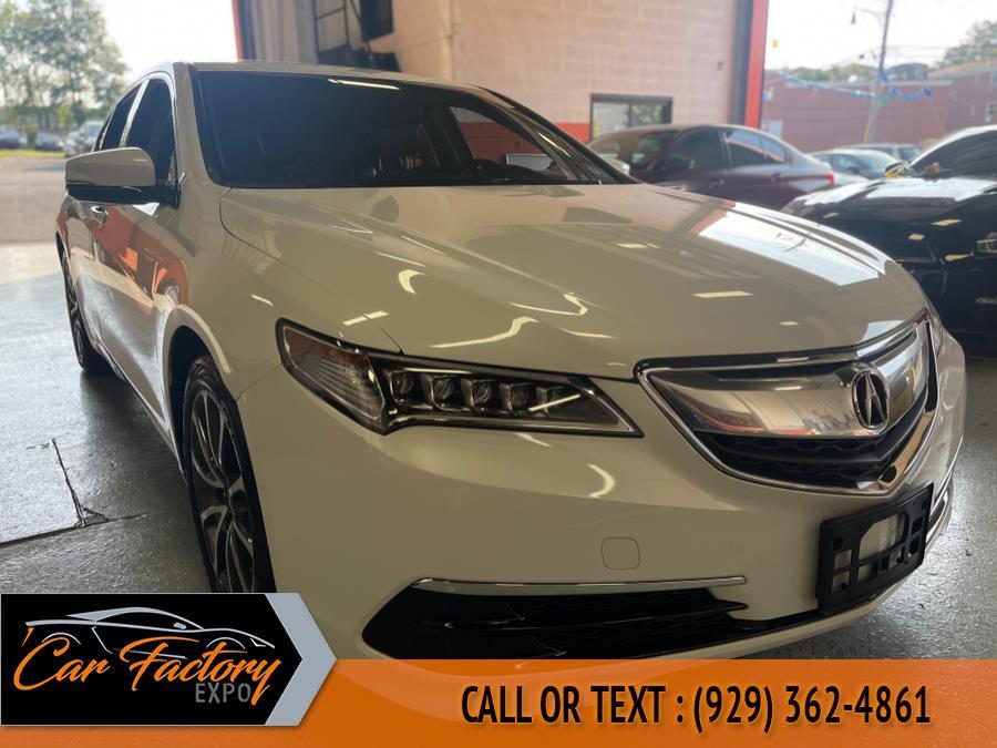 Used Acura TLX FWD V6 2017 | Car Factory Inc.. Bronx, New York