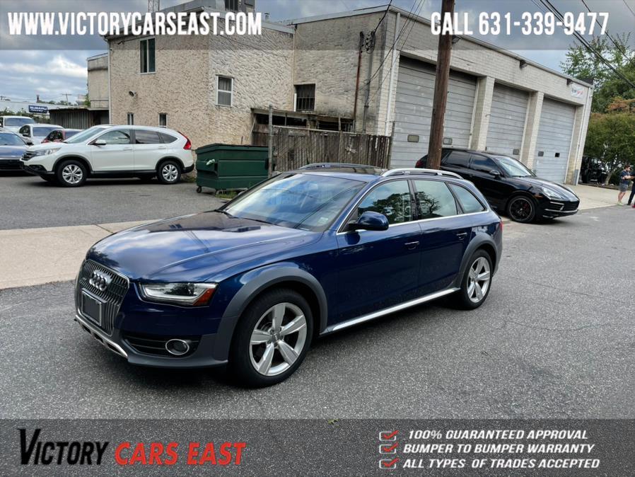 Used Audi allroad 4dr Wgn Premium  Plus 2013   Victory Cars East LLC. Huntington, New York