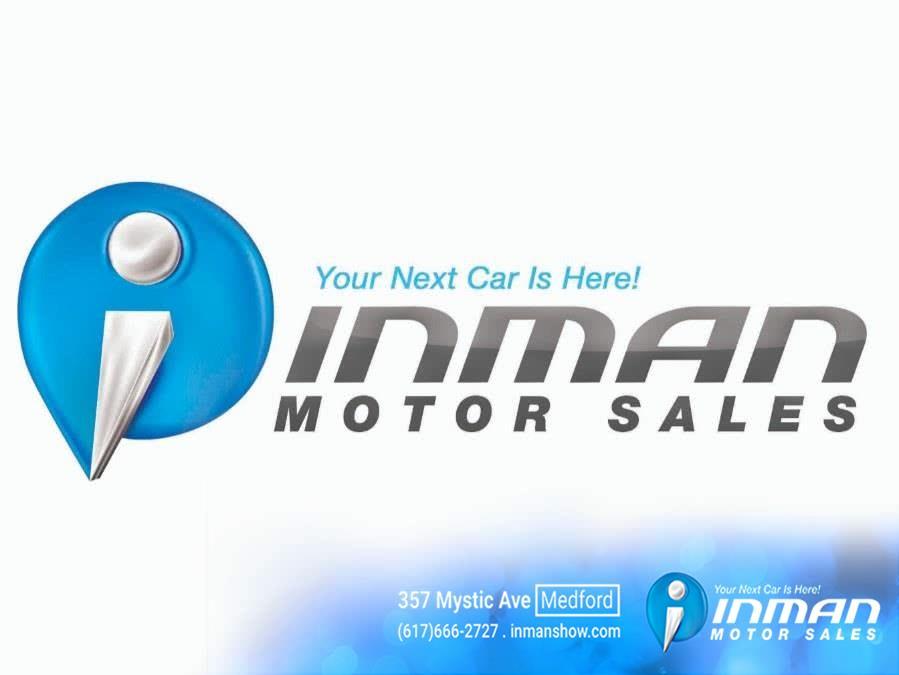 Used Nissan Rogue AWD S 2020   Inman Motors Sales. Medford, Massachusetts