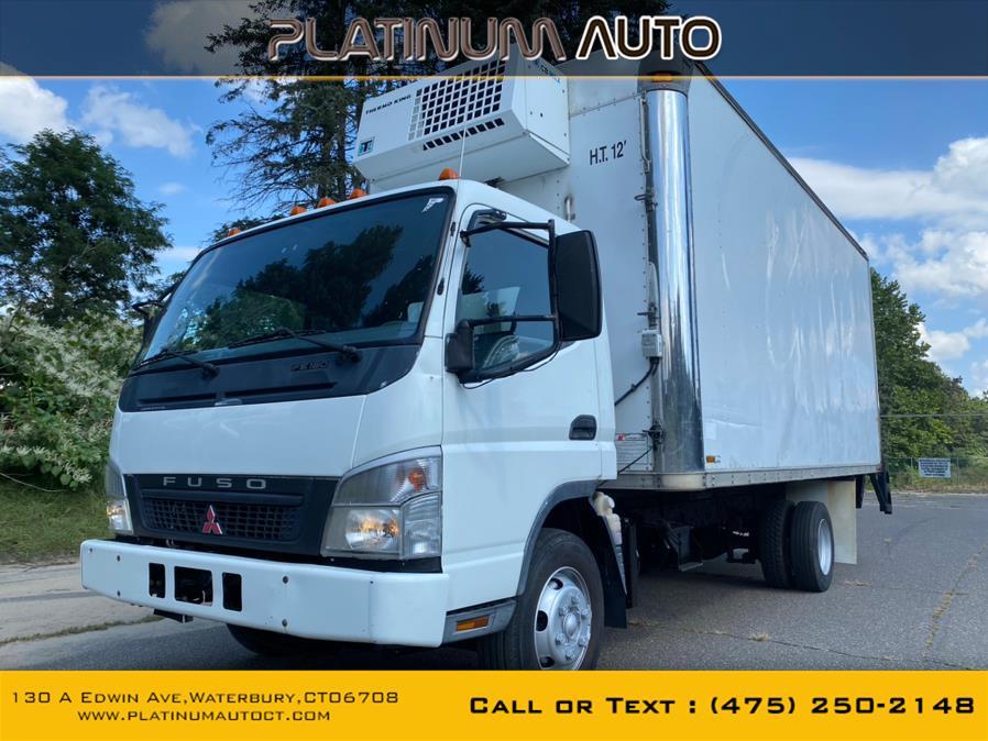 Used 2006 Mitsubishi fuso truck in Waterbury, Connecticut | Platinum Auto Care. Waterbury, Connecticut