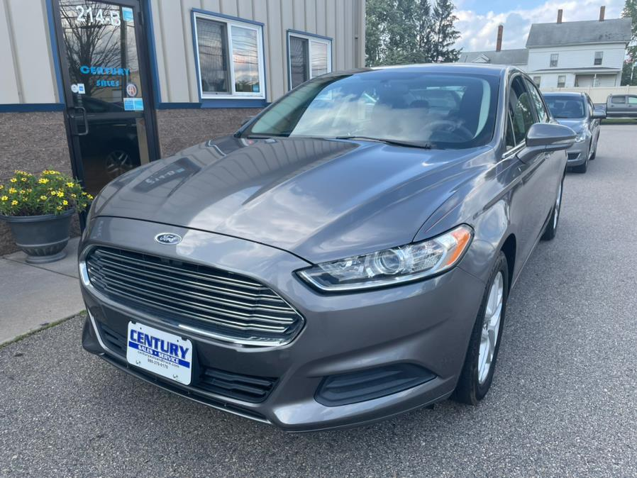 Used 2013 Ford Fusion in East Windsor, Connecticut | Century Auto And Truck. East Windsor, Connecticut