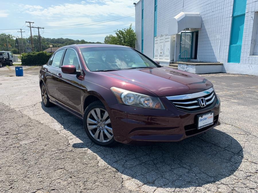 Used Honda Accord Sdn EX-L 2012 | Dealertown Auto Wholesalers. Milford, Connecticut