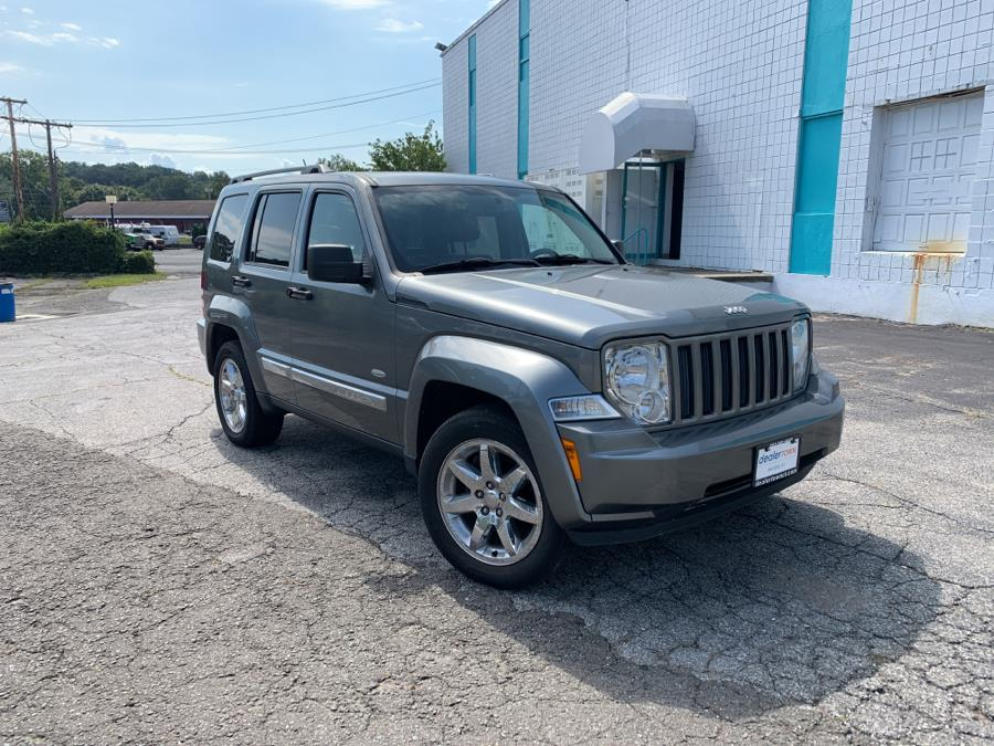 Used Jeep Liberty 4WD 4dr Sport 2012 | Dealertown Auto Wholesalers. Milford, Connecticut
