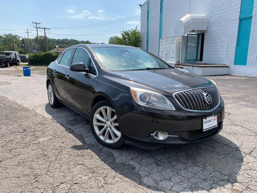 Used Buick Verano 4dr Sdn Convenience Group 2013 | Dealertown Auto Wholesalers. Milford, Connecticut