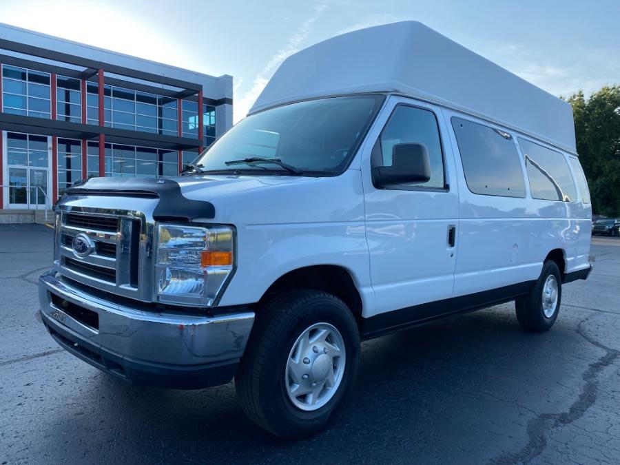 Used Ford Econoline Cargo Van E-350 Super Duty Ext Recreational 2014   Marsh Auto Sales LLC. Ortonville, Michigan