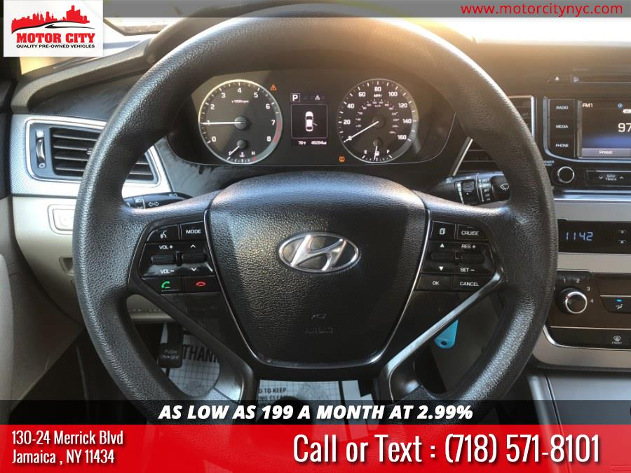 Used Hyundai Sonata 4dr Sdn 2.4L SE 2015 | Motor City. Jamaica, New York