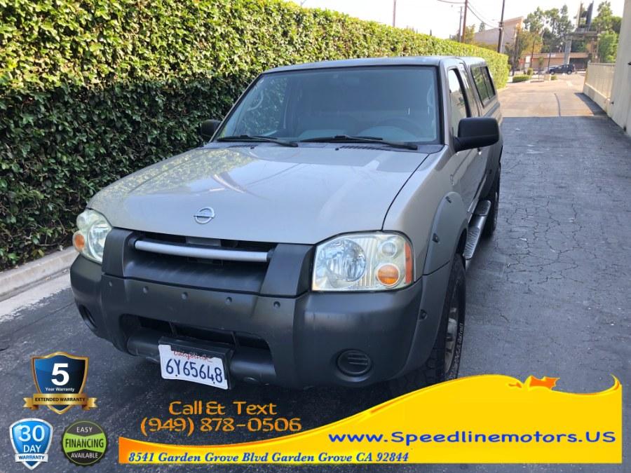 Used Nissan Frontier 2WD XE King Cab V6 Auto Desert Runner 2002 | Speedline Motors. Garden Grove, California