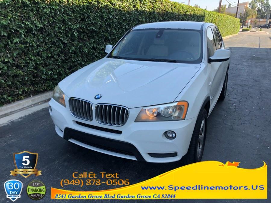 Used 2011 BMW X3 in Garden Grove, California | Speedline Motors. Garden Grove, California