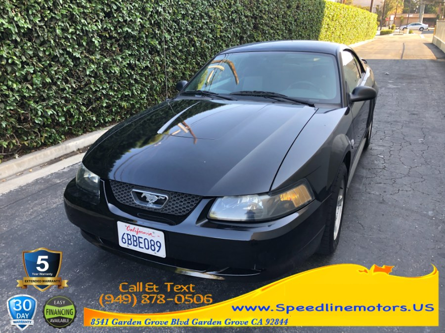Used 2004 Ford Mustang in Garden Grove, California   Speedline Motors. Garden Grove, California