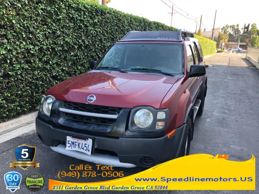 Used 2004 Nissan Xterra in Garden Grove, California   Speedline Motors. Garden Grove, California