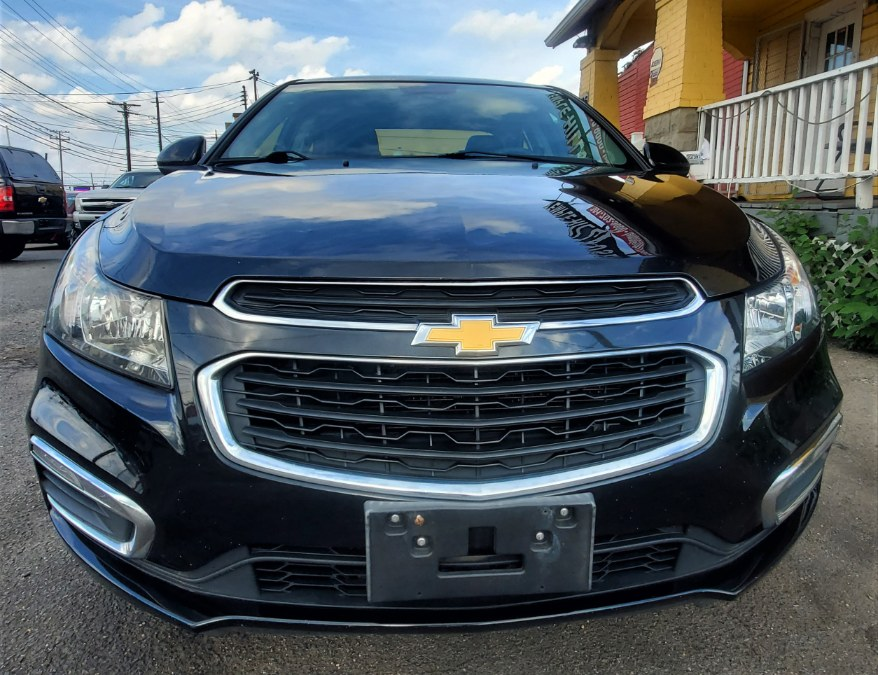 Used Chevrolet Cruze Limited 4dr Sdn Auto LT w/1LT 2016   Temple Hills Used Car. Temple Hills, Maryland