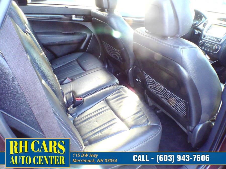 Used Kia Sorento AWD 4dr V6 SX 2015 | RH Cars LLC. Merrimack, New Hampshire