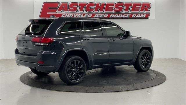 Used Jeep Grand Cherokee Altitude 2017   Eastchester Motor Cars. Bronx, New York