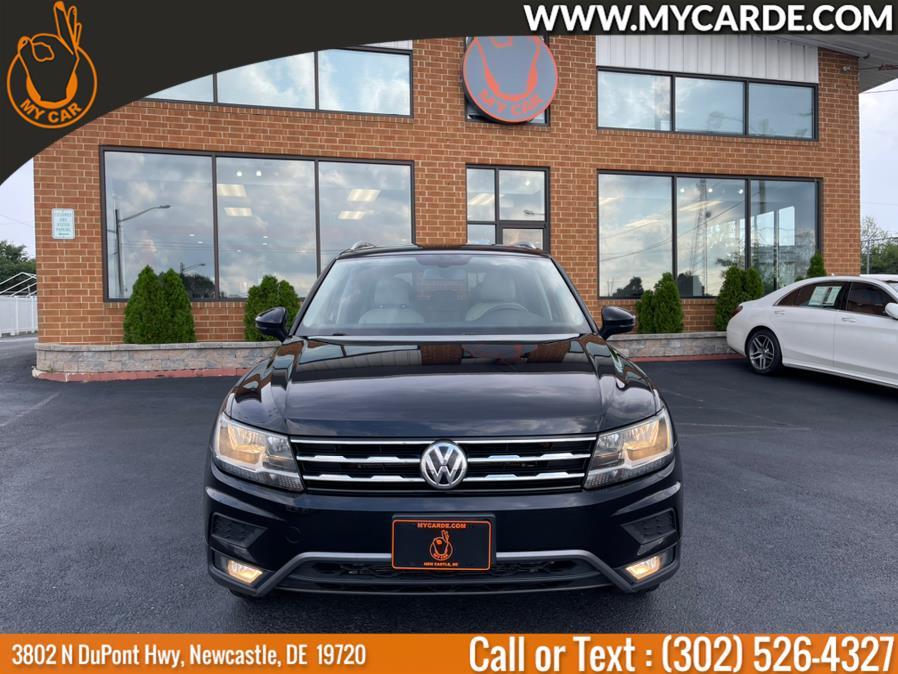 Used 2018 Volkswagen Tiguan in Newcastle, Delaware   My Car. Newcastle, Delaware