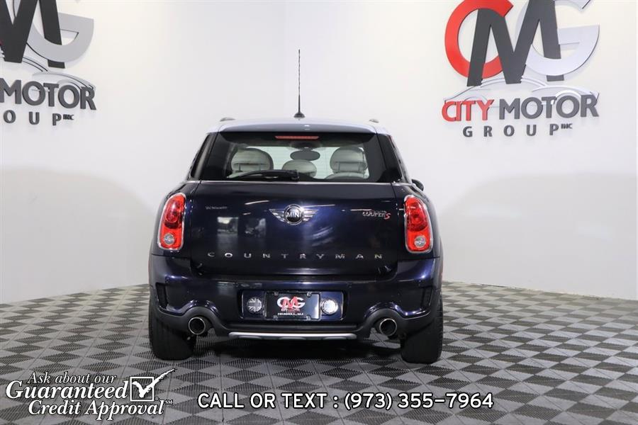 Used Mini Cooper s Countryman Base 2015   City Motor Group Inc.. Haskell, New Jersey