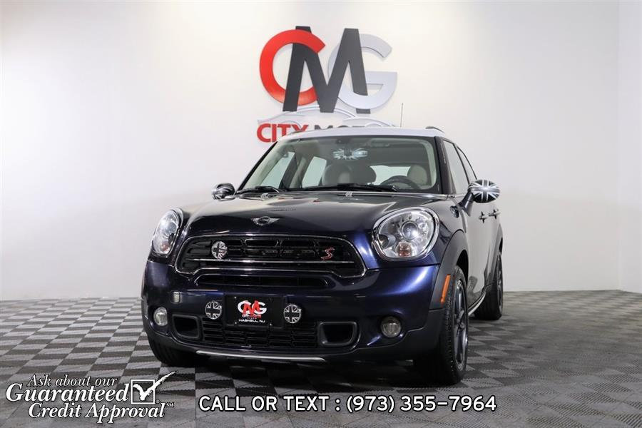 Used 2015 Mini Cooper s Countryman in Haskell, New Jersey | City Motor Group Inc.. Haskell, New Jersey