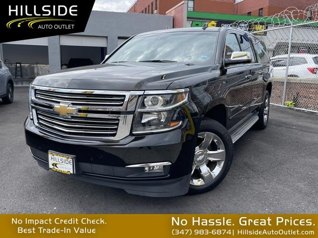 Used Chevrolet Suburban LTZ 2015 | Hillside Auto Outlet. Jamaica, New York