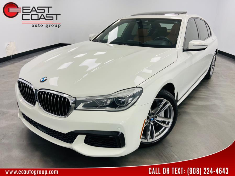 Used BMW 7 Series 4dr Sdn 750i xDrive AWD 2016   East Coast Auto Group. Linden, New Jersey