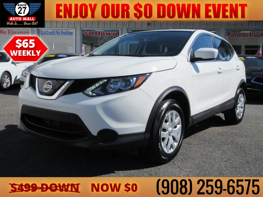 Used 2019 Nissan Rogue Sport in Linden, New Jersey   Route 27 Auto Mall. Linden, New Jersey