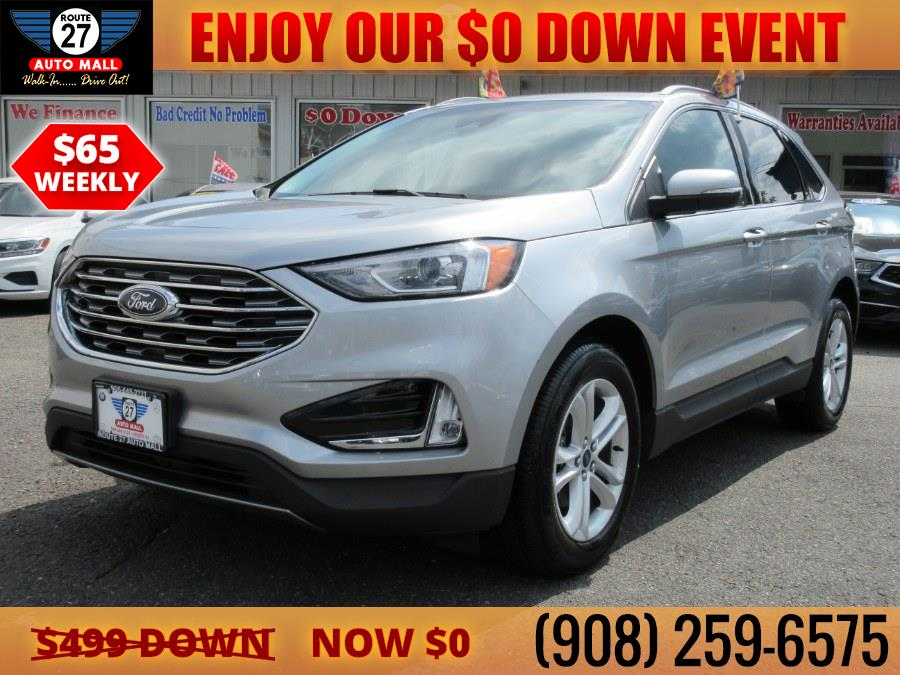 Used 2020 Ford Edge in Linden, New Jersey   Route 27 Auto Mall. Linden, New Jersey