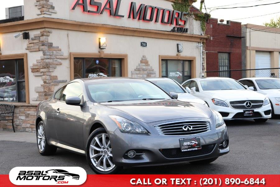 Used 2012 Infiniti G37 Coupe in East Rutherford, New Jersey | Asal Motors. East Rutherford, New Jersey