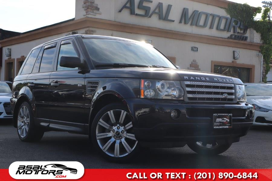 Used Land Rover Range Rover Sport 4WD 4dr SC 2009 | Asal Motors. East Rutherford, New Jersey