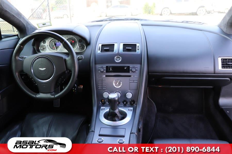 Used Aston Martin Vantage 2dr Cpe Manual 2007   Asal Motors. East Rutherford, New Jersey