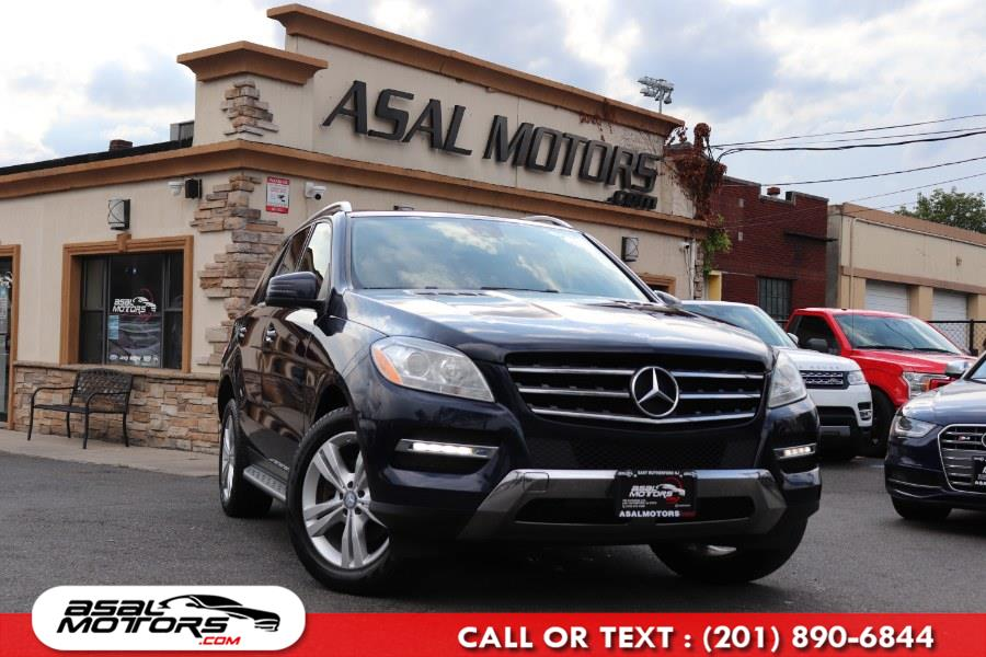 Used 2013 Mercedes-Benz M-Class in East Rutherford, New Jersey   Asal Motors. East Rutherford, New Jersey