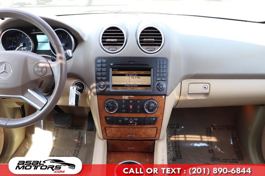 Used Mercedes-Benz M-Class 4MATIC 4dr 3.5L 2009 | Asal Motors. East Rutherford, New Jersey