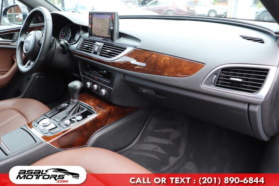 Used Audi A6 4dr Sdn quattro 3.0L TDI Premium Plus 2015   Asal Motors. East Rutherford, New Jersey