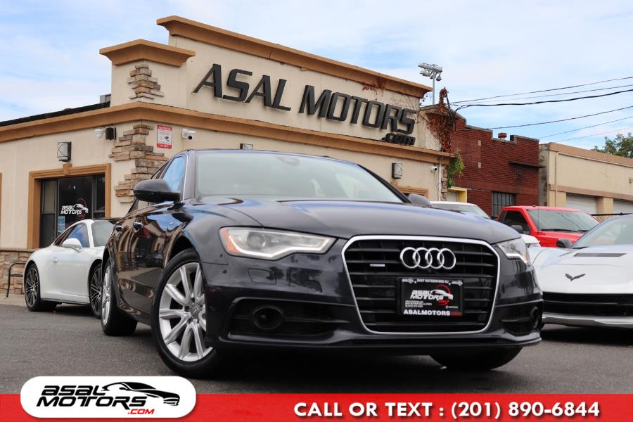Used 2015 Audi A6 in East Rutherford, New Jersey | Asal Motors. East Rutherford, New Jersey