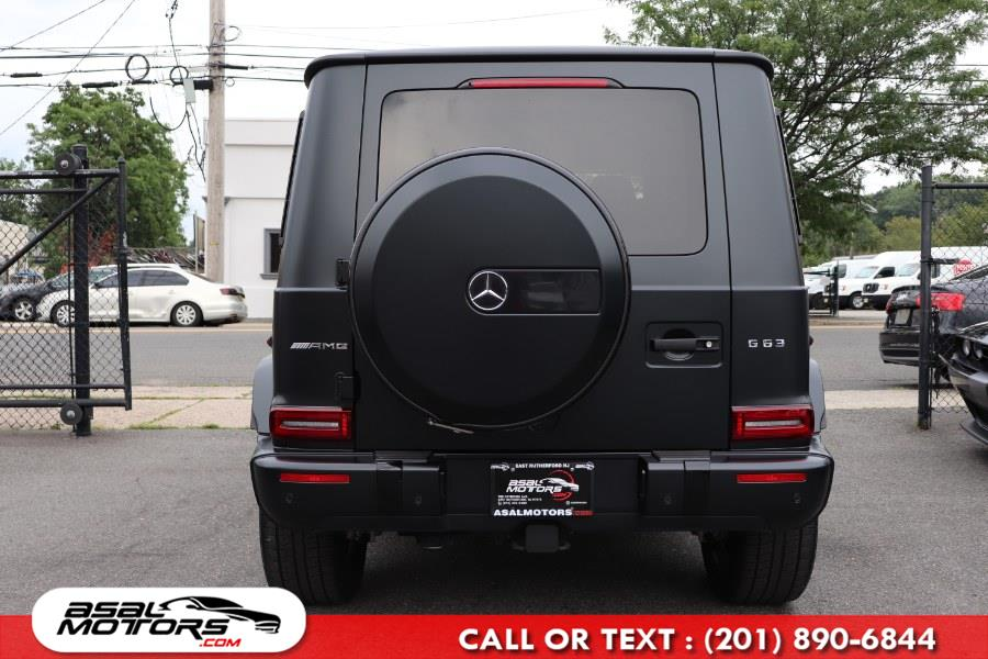 Used Mercedes-Benz G-Class AMG G 63 4MATIC SUV 2020 | Asal Motors. East Rutherford, New Jersey