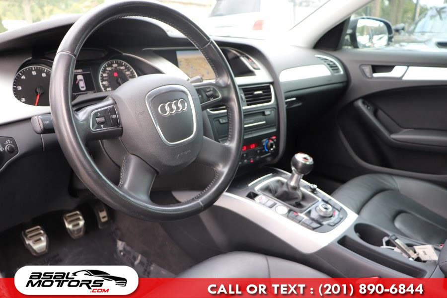 Used Audi A4 4dr Sdn Man quattro 2.0T Premium Plus 2012   Asal Motors. East Rutherford, New Jersey
