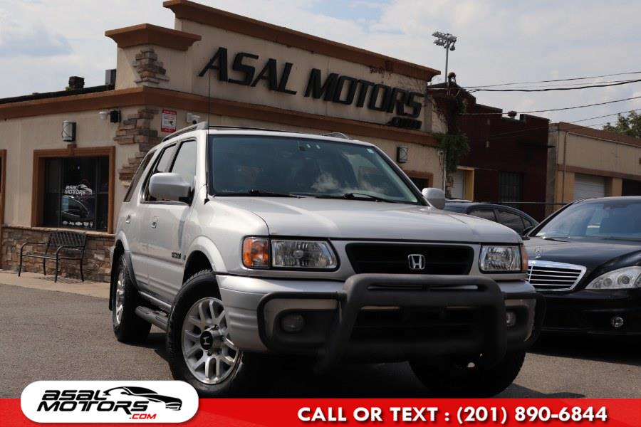 Used Honda Passport 4WD LX Auto 2002 | Asal Motors. East Rutherford, New Jersey