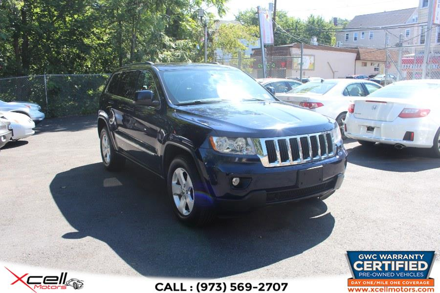 Used Jeep Grand Cherokee 4WD 4dr Laredo 2013   Xcell Motors LLC. Paterson, New Jersey