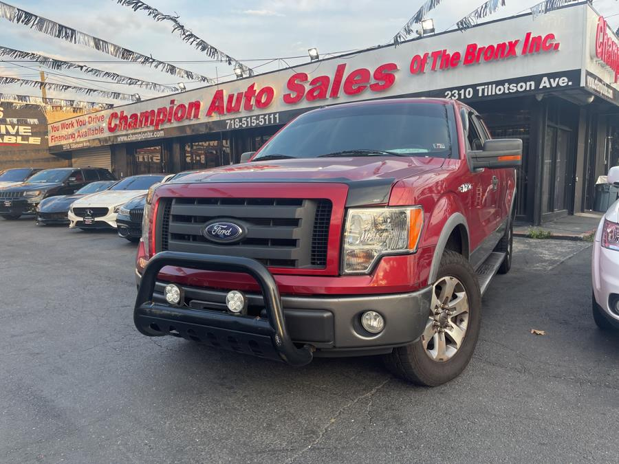 """Used Ford F-150 4WD SuperCab 145"""" XLT 2009 
