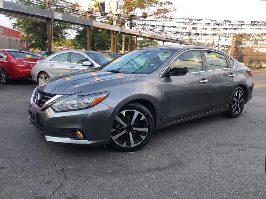 Used Nissan Altima 2.5 SV Sedan 2018 | Champion Auto Sales Of The Bronx. Bronx, New York