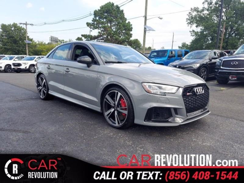 Used Audi Rs 3 2.5 TFSI S Tronic 2018 | Car Revolution. Maple Shade, New Jersey