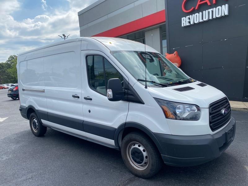 Used Ford Transit Van T-350 148'' Med Rf 9500GVWR sLIDING RH/Rear Camera 2017   Car Revolution. Maple Shade, New Jersey