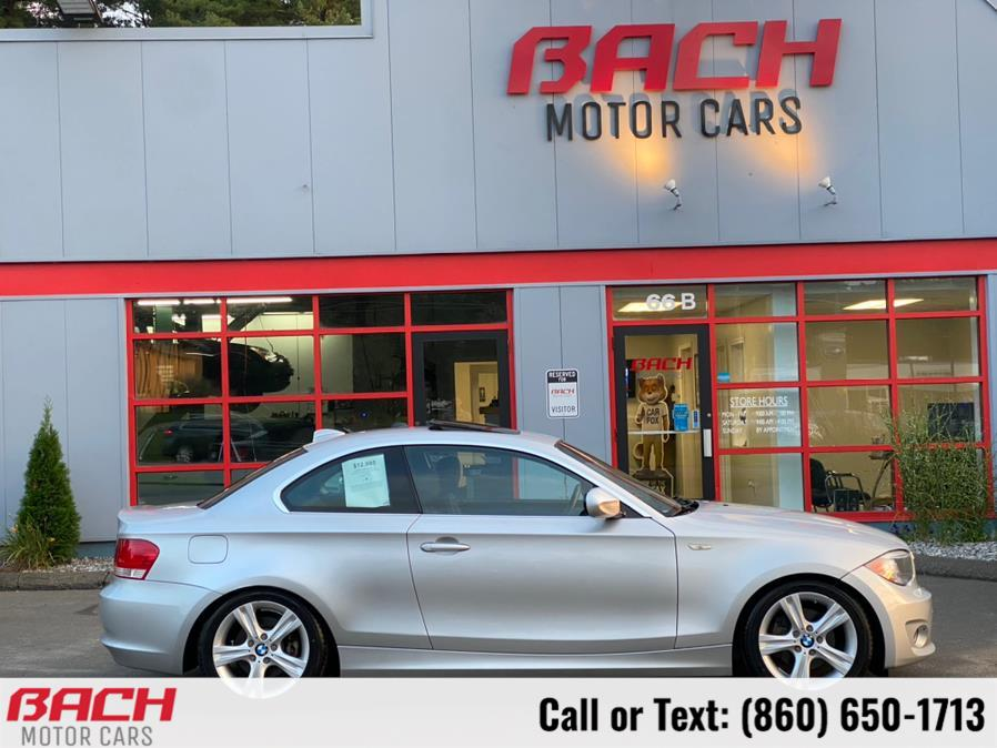 Used BMW 1 Series 2dr Cpe 128i 2013 | Bach Motor Cars. Canton , Connecticut